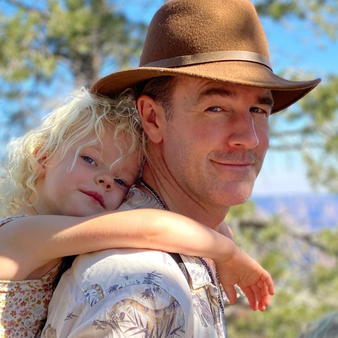 James Van Der Beek's Daughter Emilia Goes to Emergency Room After Hitting Head on Table