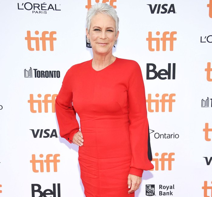 Jamie Lee Curtis Accidentally Put Popcorn in Her Ear Instead Thinking It Was an AirPod