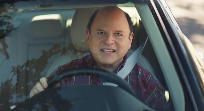 Jason Alexander filmó el comercial Tide del Super Bowl en su vecindario