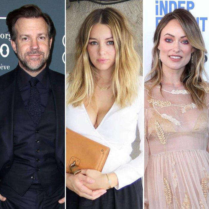 Jason Sudeikis y la modelo británica Keeley Hazell solo amigos que no están listos para tener una cita después de la separación de Olivia Wilde