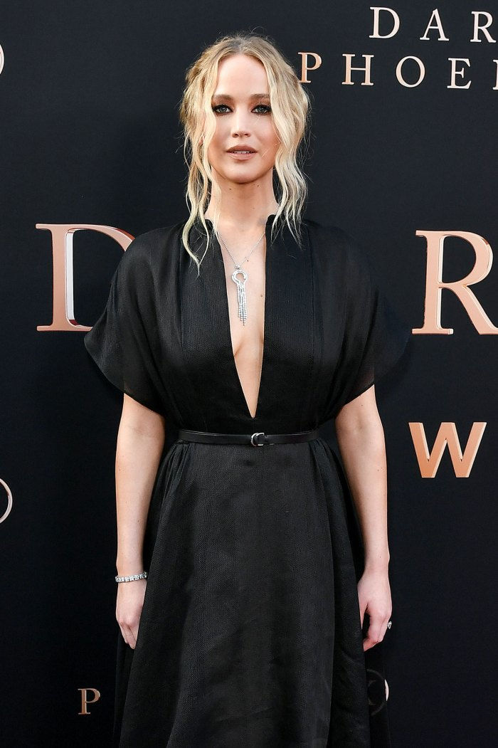 Jennifer Lawrence Injured After Glass Hits Her in Face on Don't Look Up Set