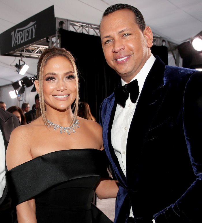 Jennifer Lopez, Alex Rodriguez Did Couples Therapy in Lockdown