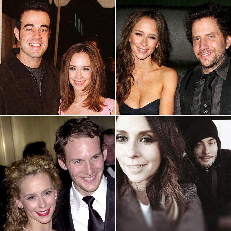 Jennifer Love Hewitt Dating History Carson Daly Jamie Kennedy Brian Hallisay Patrick Wilson