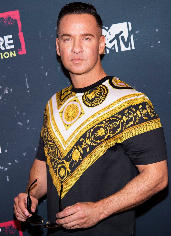 Mike The Situation Sorrentino Spills Jersey Shore Cast Secrets