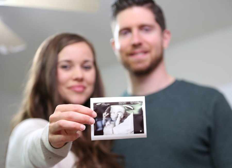 Jessa Duggar Is Pregnant, Expecting 4th Baby With Ben Seewald