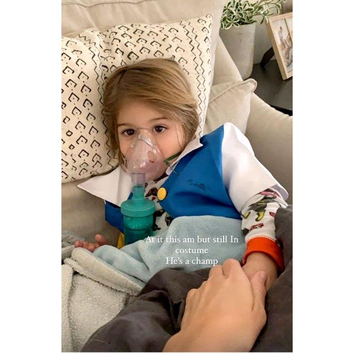Jessie James Decker Confirms Son Forrest Has Asthma Talks Daily Treatments