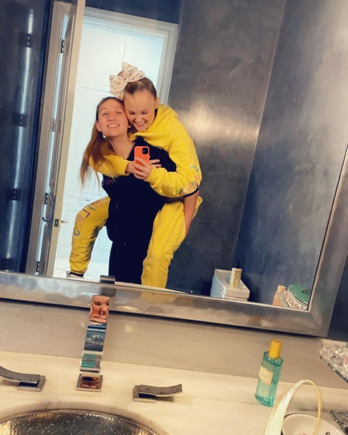 JoJo Siwa Gushes Over Perfect Girlfriend Kylie on Valentine's Day