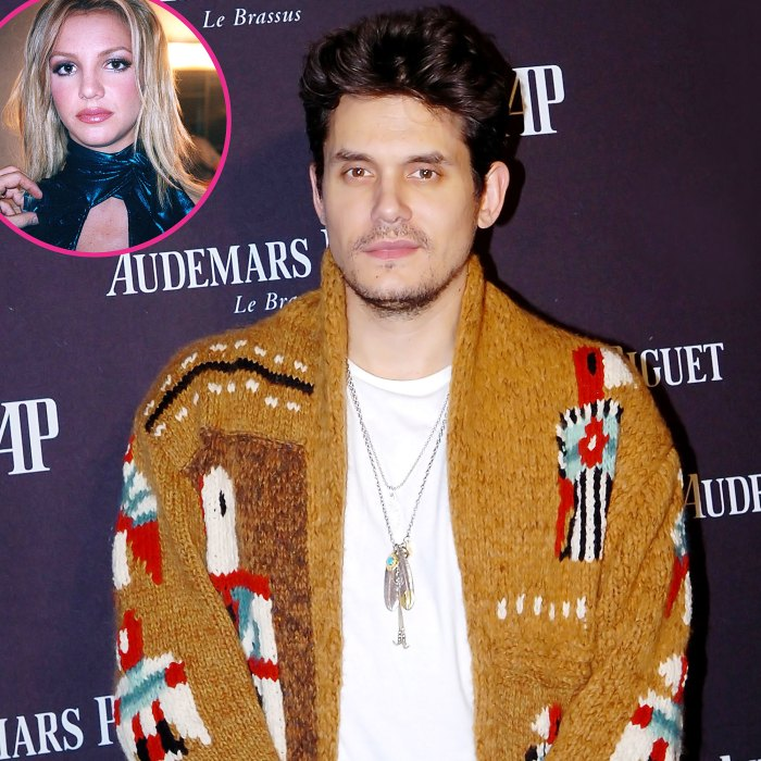John Mayer I Almost Cried 5 Times Watching Britney Spears Frame
