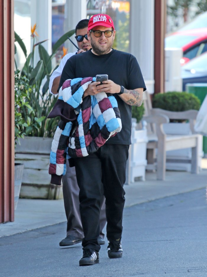 Jonah Hill Posts About 'Insecurities' Says He's Learned to Love His Body