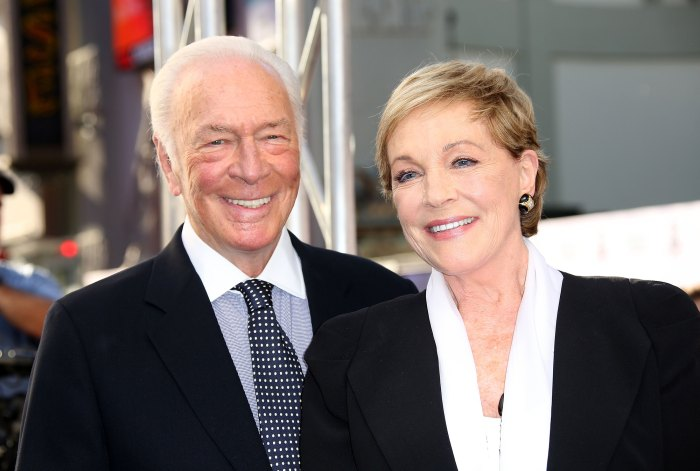 Julie Andrews Reacts to Death of Sound of Music Costar Christopher Plummer