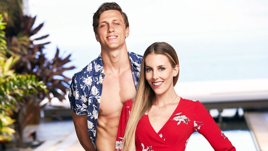 Kaci Campbell and Evan Smith Temptation Island Most Tumultuous Relationships in Reality TV History