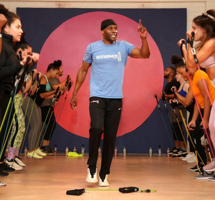 El entrenador de la familia Kardashian detalla cómo ayuda a cada uno a mantenerse en forma