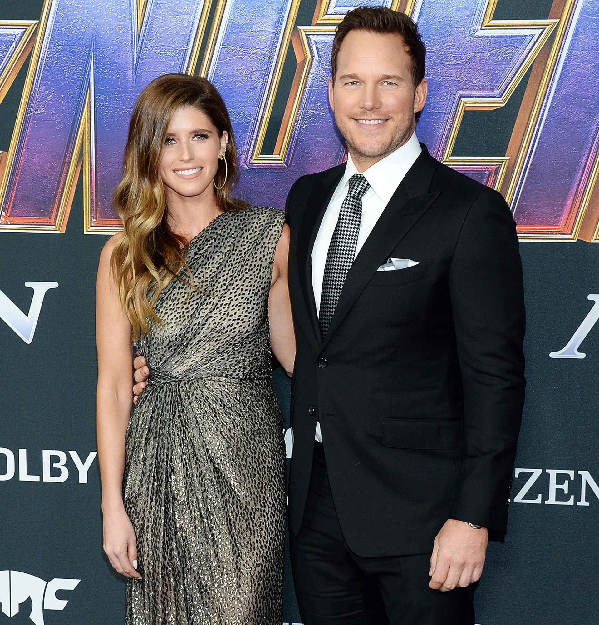 Katherine Schwarzenegger Gives Glimpse of Her and Chris Pratt's Daughter Lyla in Matching Moment