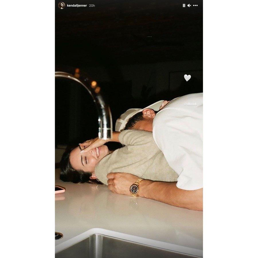Kendall Jenner Devin Booker Relationship Timeline