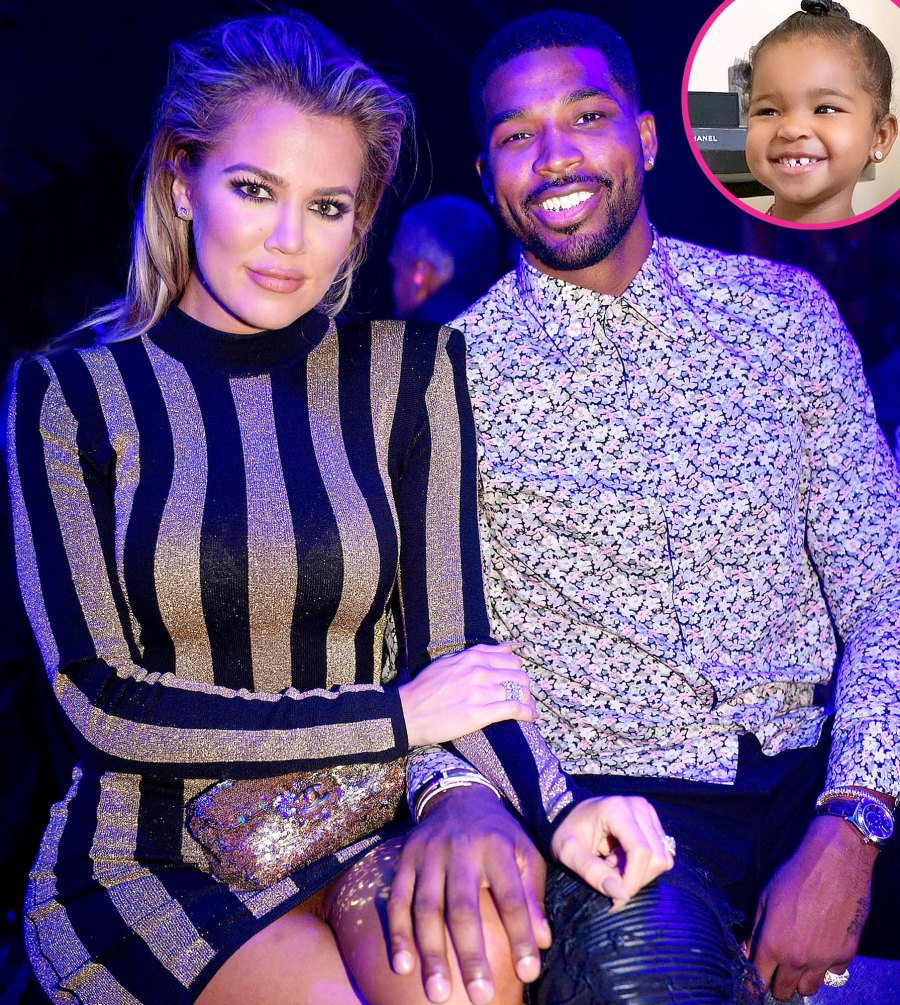 Khloe Kardashian Talks Coparenting With Tristan Thompson Says He Freaked Out Over Trues 1st Haircut