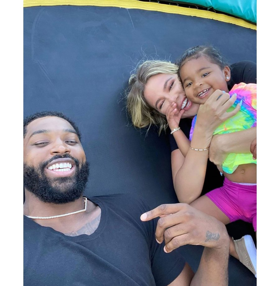 Khloe Kardashian Says She Is 'Ready' for 2nd Pregnancy, Tristan Thompson Is 'All for It'