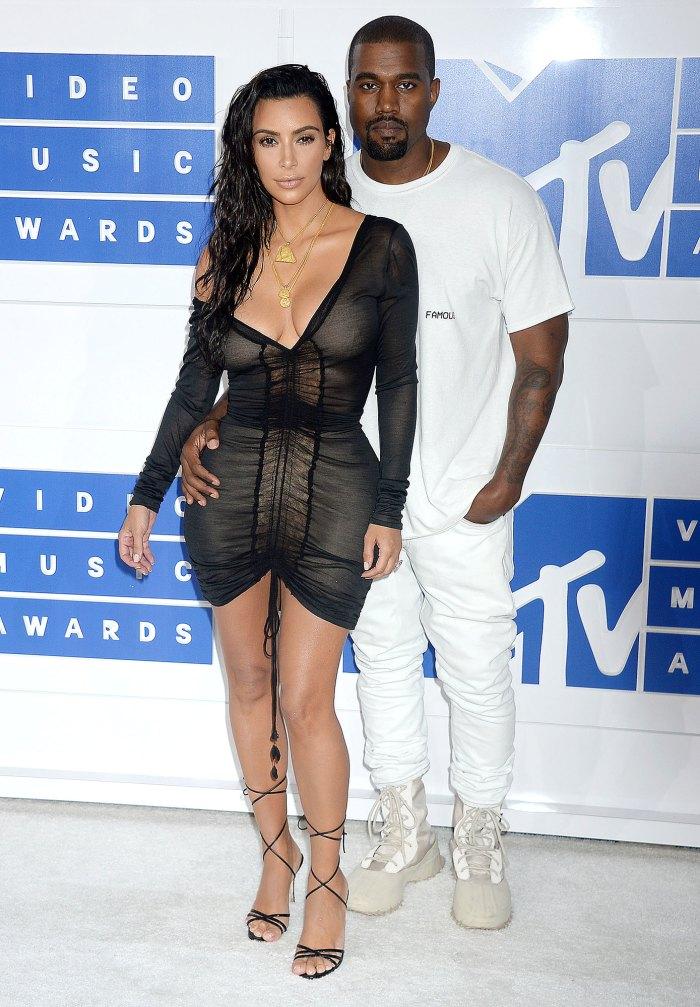 Kim Kardashian se separó de Kanye West era la chica de sus sueños