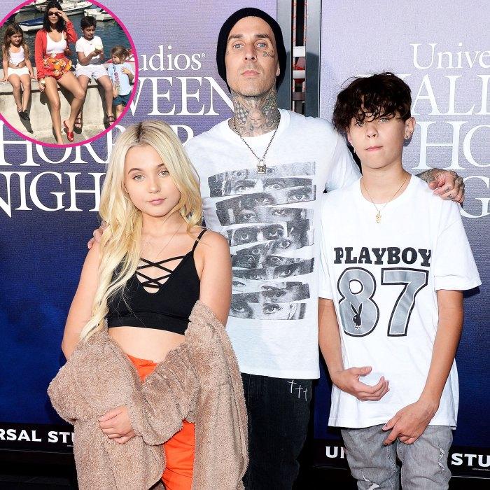 Kourtney Kardashian Travis Barker Families Support Their Love