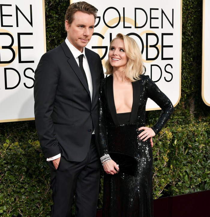 Kristen Bell Reacts to Troll Who Says She Can't Stand Husband Dax Shepard