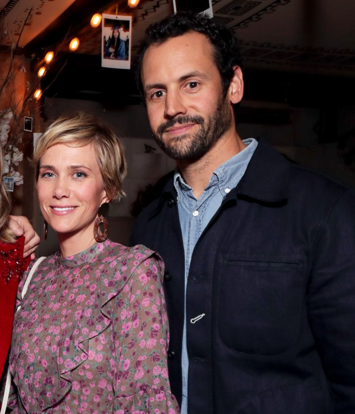 Surprise! Kristen Wiig Confirms She's Married to Avi Rothman