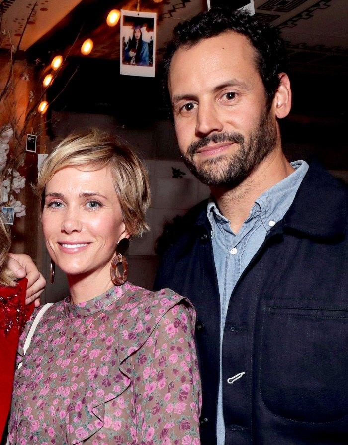 Kristen Wiig revela sutilmente sus nombres y los de los gemelos Avi Rothman