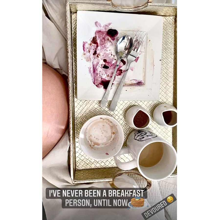 Clean Plate Lala Kent Baby Bump Album Ahead 1st Child