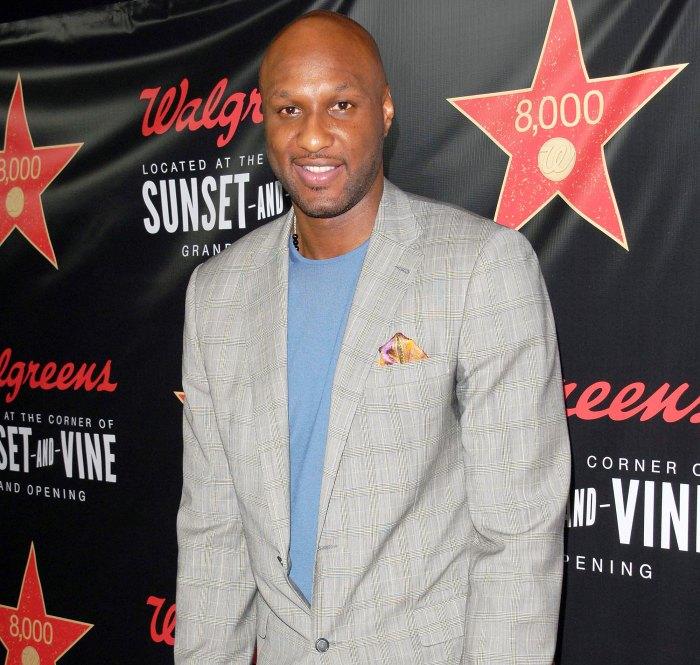 Lamar Odom en 2012 Lamar Odom se sorprende de que las Kardashian Jenner se alejen de seguir el ritmo de las Kardashians después de 20 temporadas