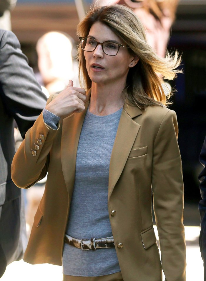Lori Loughlin Requests Return of Her Passport After Completing Prison Sentence for College Scandal