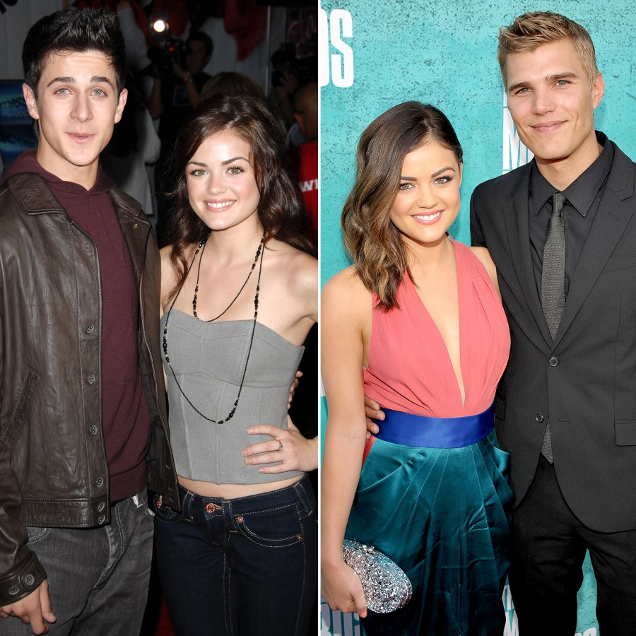 Lucy Hale dating history timeline