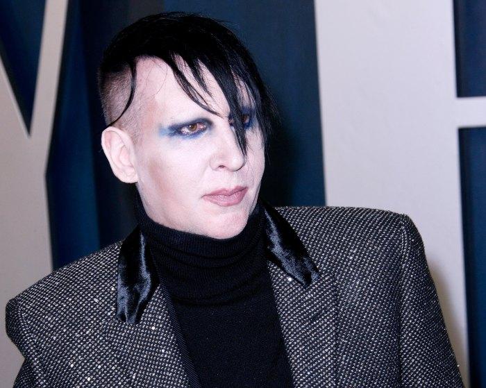 Marilyn Manson Responds to Evan Rachel Wood's Assault Allegations