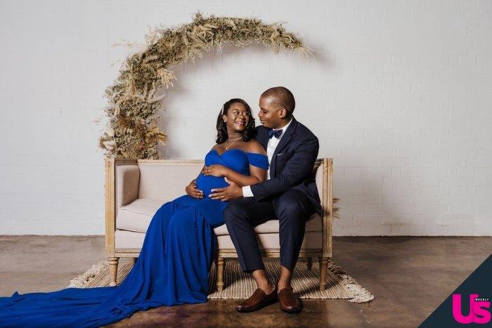 Casado con Deonna McNeill, embarazada de First Sight, Greg Okotie revela el sexo del primer hijo 1