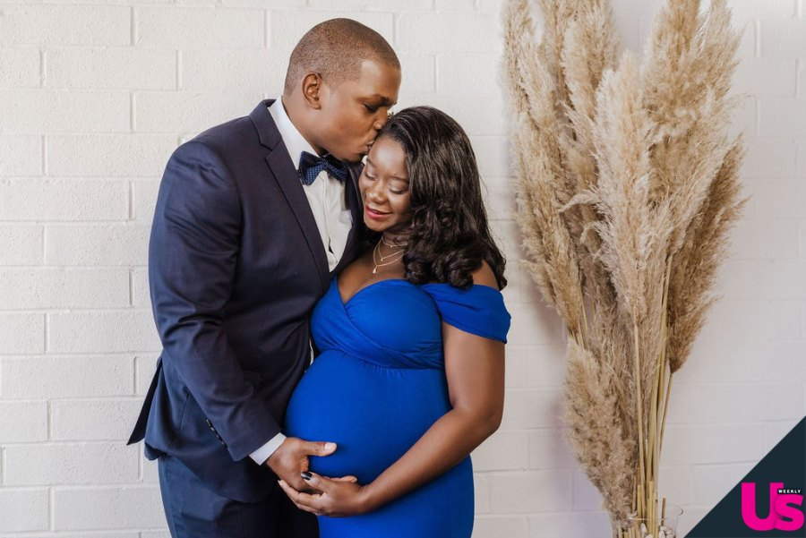 Married at First Sight's Pregnant Deonna McNeill, Greg Okotie Reveal 1st Child's Sex 2