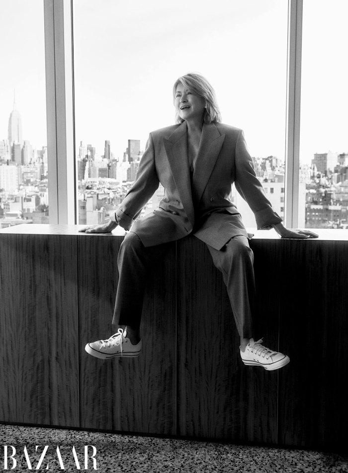 Martha Stewart 79 parece la mitad de su edad