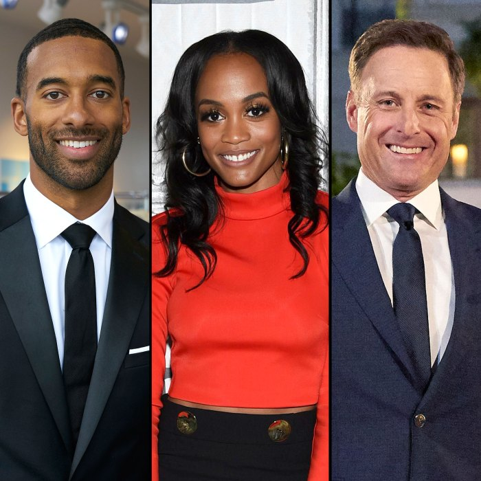 Matt James Bachelor Contestants Stand With Rachel Lindsay After Chris Harrison Controversial Interview