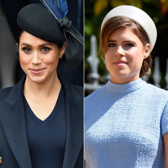 Meghan Markle está 'todavía cerca' de la princesa Eugenie después del retroceso real: se han 'unido' durante los embarazos