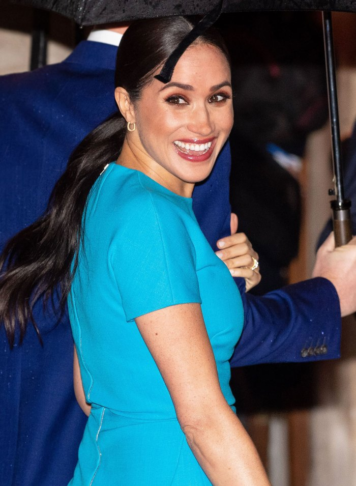 Meghan Markle May Have Just Hinted at the Sex of the Baby