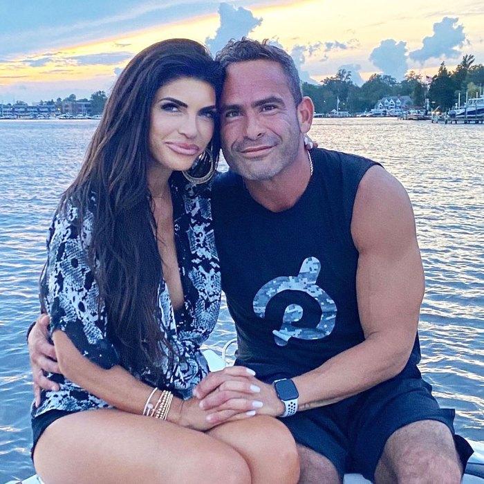 Melissa Gorga Confirms Teresa Giudice Moved In With Boyfriend Luis Ruelas