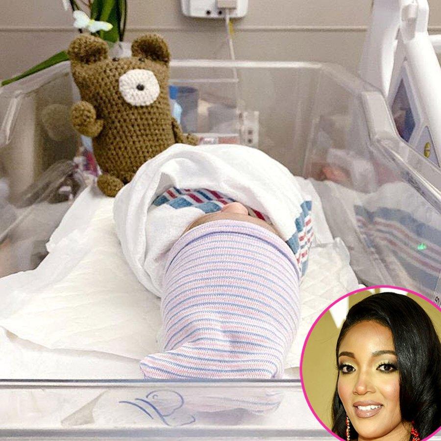 Mickey Guyton Stars Welcoming Babies 2021