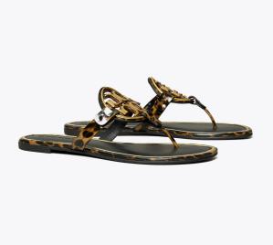 Miller-Metal-Logo-Sandal-Printed-Patent-Leather