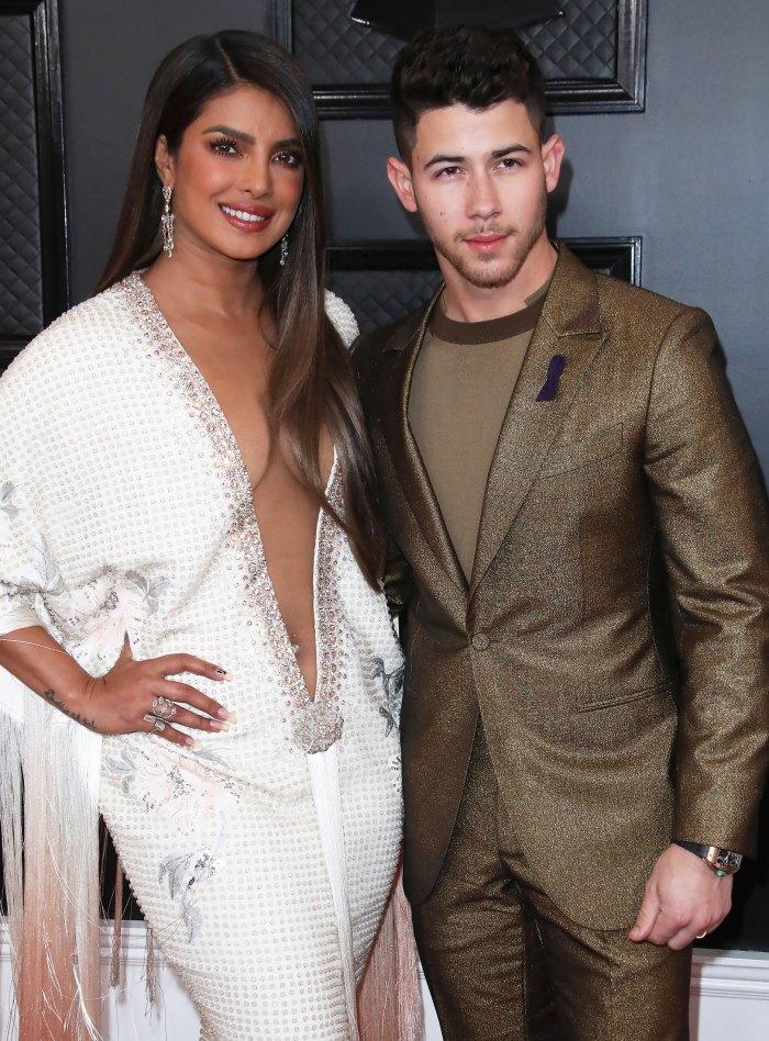 Nick Jonas habla de planes de bebé con Priyanka Chopra: estamos 'tocando madera'
