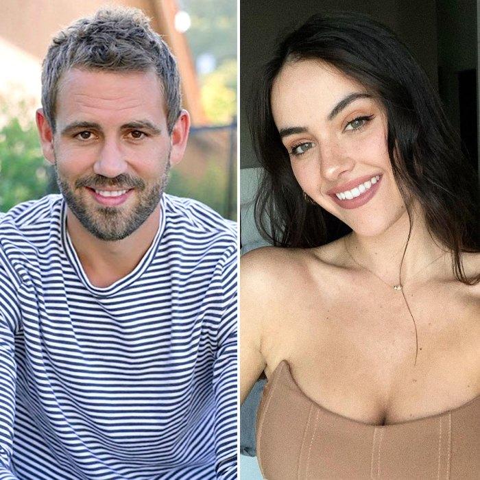 Nick Viall habla de su confiada novia Natalie Joy