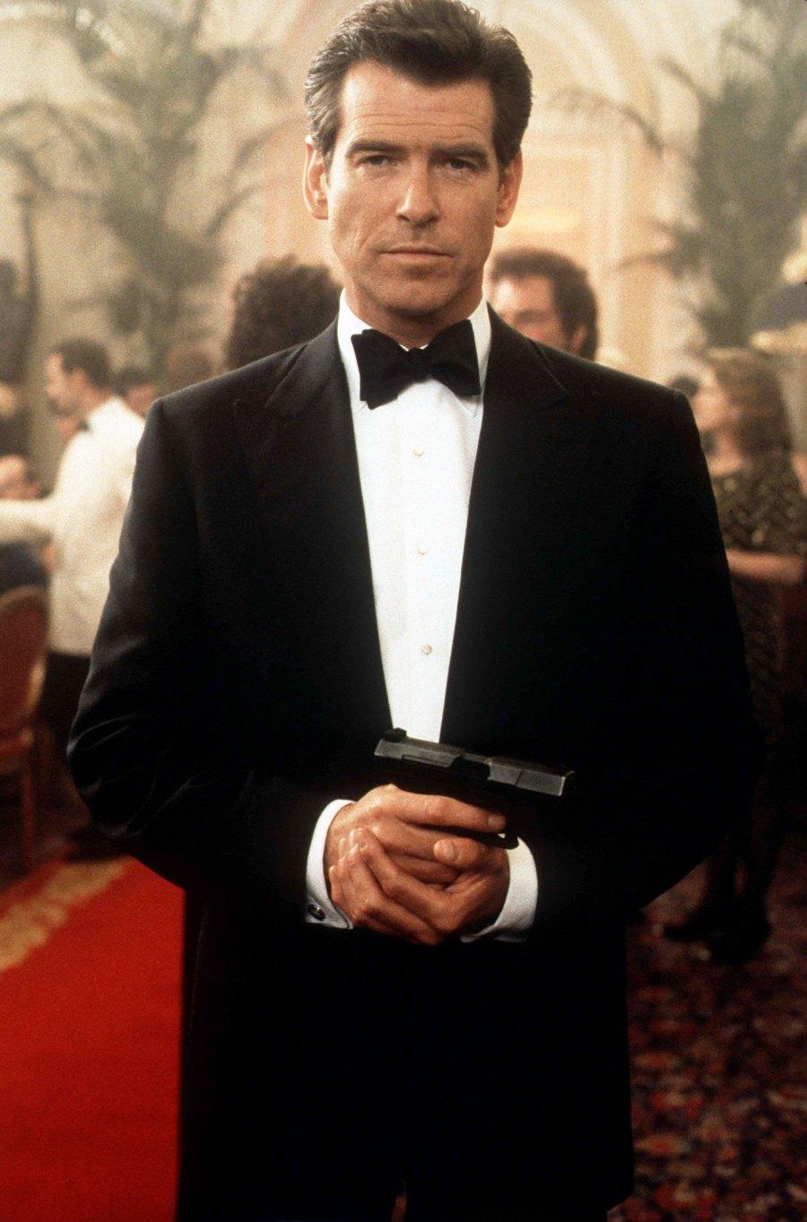 Pierce Brosnan Stars Who Have Played James Bond