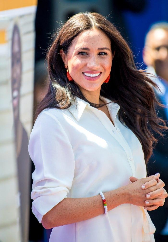 Meghan Markle, embarazada, se 'siente genial' mientras espera la llegada de su segundo hijo