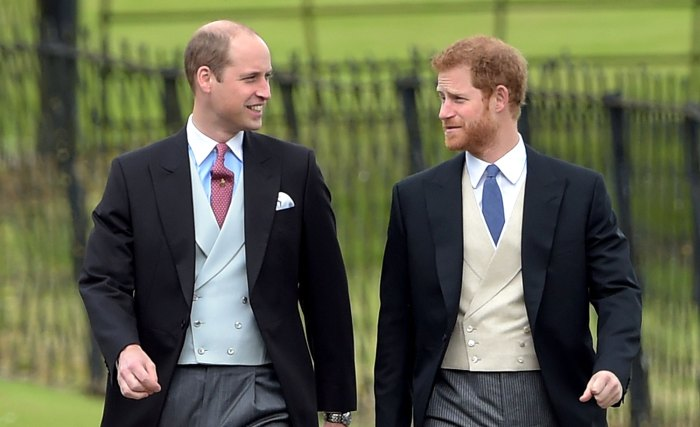 Prince Harry Addresses Rift With Prince William