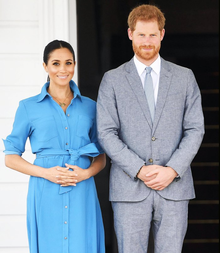 Prince Harry Is 'Delighted' to Welcome Baby No. 2 With Meghan Markle: He's 'Beaming With Pride'