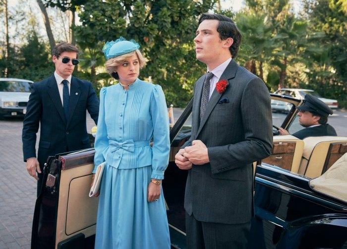 El príncipe Harry se siente cómodo con la forma en que la corona retrata a la familia real 1