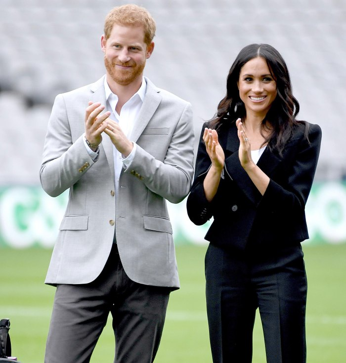 Prince Harry and Meghan Markle Explain Why They Decided Not to Return as Working Royals