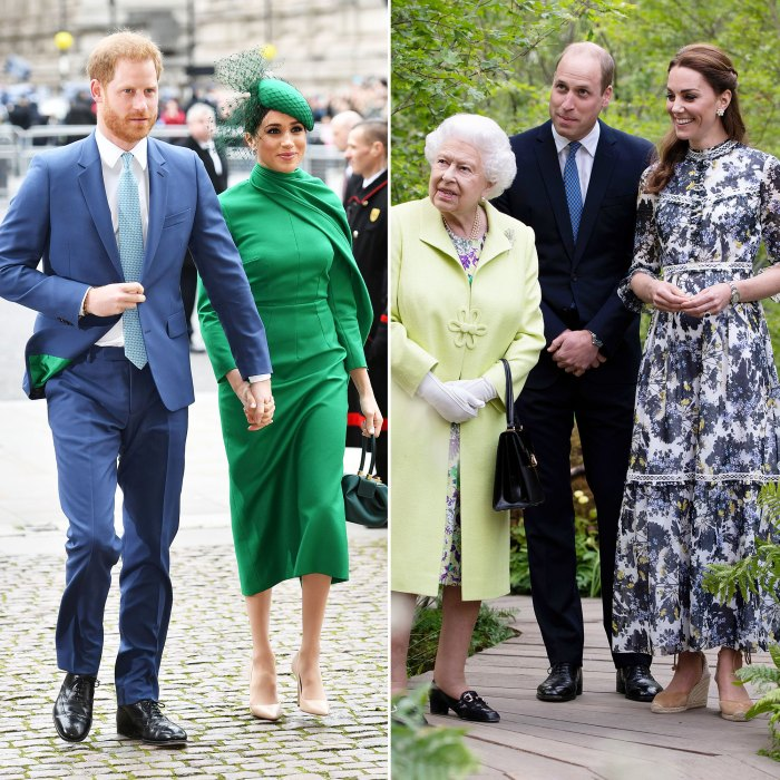 Prince Harry and Meghan Markle Statement Sent an Angry Message to the Royal Family