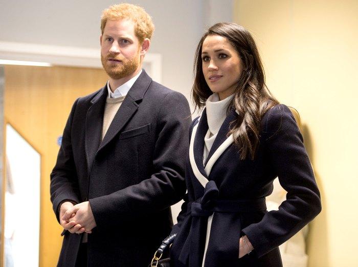 La distancia del príncipe Harry y Meghan Markle ha sido un desafío para la reina Isabel II