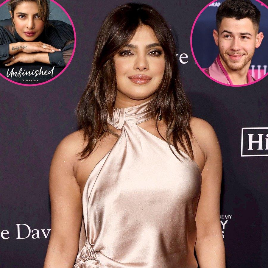 Priyanka Chopra Gets Real About Depression, Bullying Nick Jonas Her Memoir Unfinished